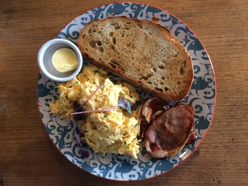 BRIGHTON SCHOOLHOUSE Scrambled Eggs 2 20.05.17