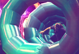 The_Monster_Bouncy_Tunnel