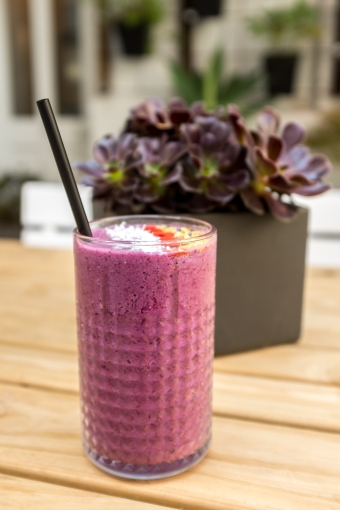 Antioxidant Powerhouse Smoothie, This is Life Wellness